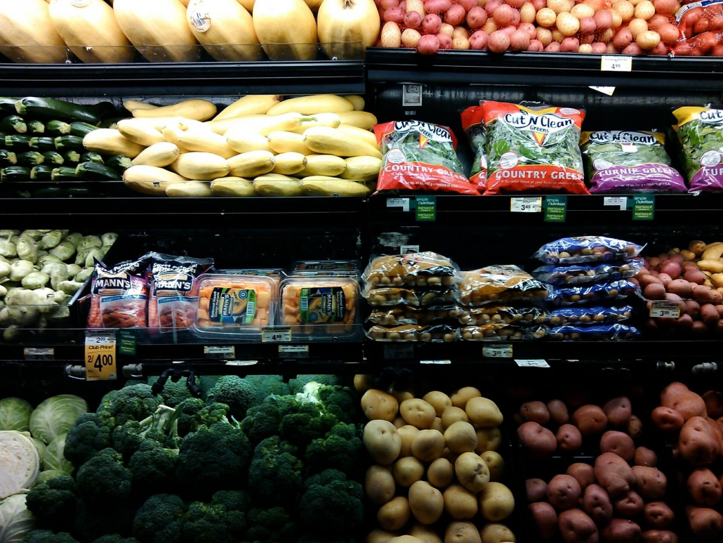 Next generation retail analytics improve on shelf availability.