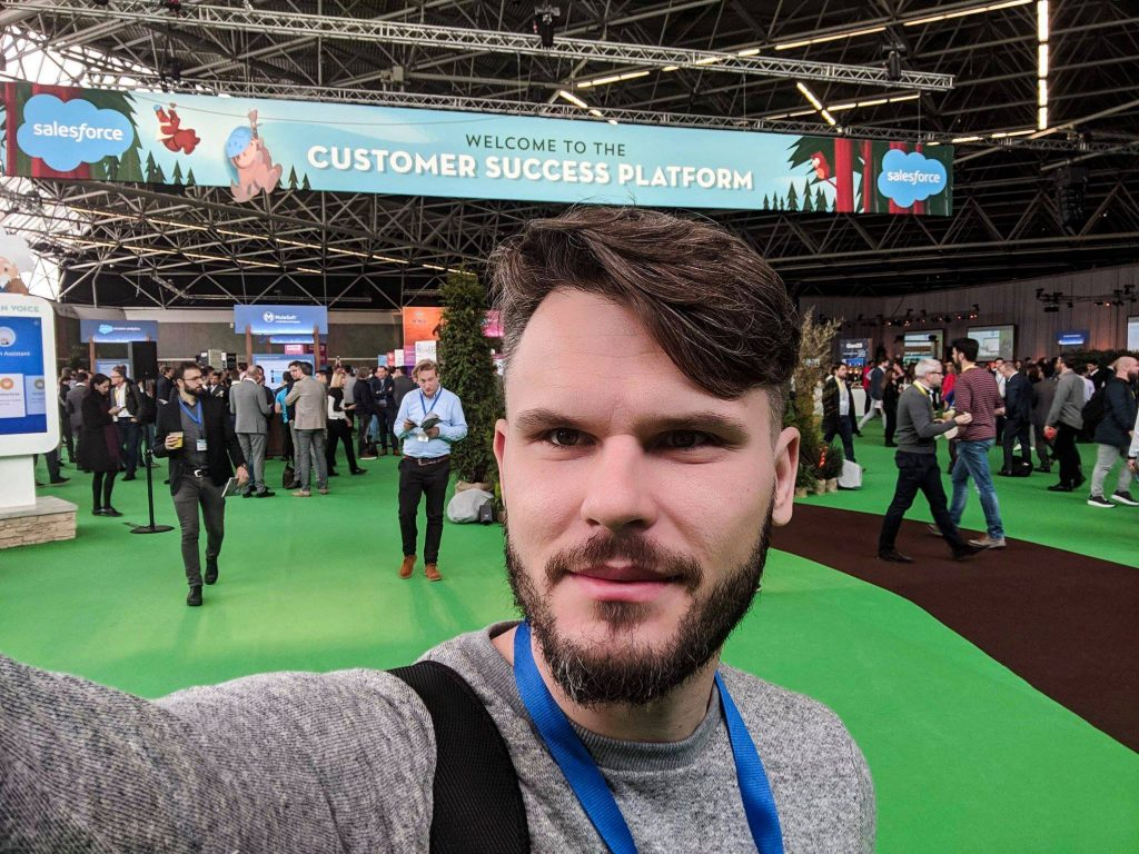 Customer success platform.