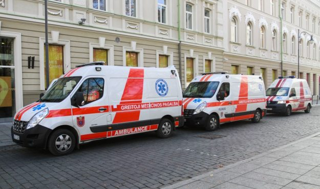 Paperless Forms for Ambulance Paramedics