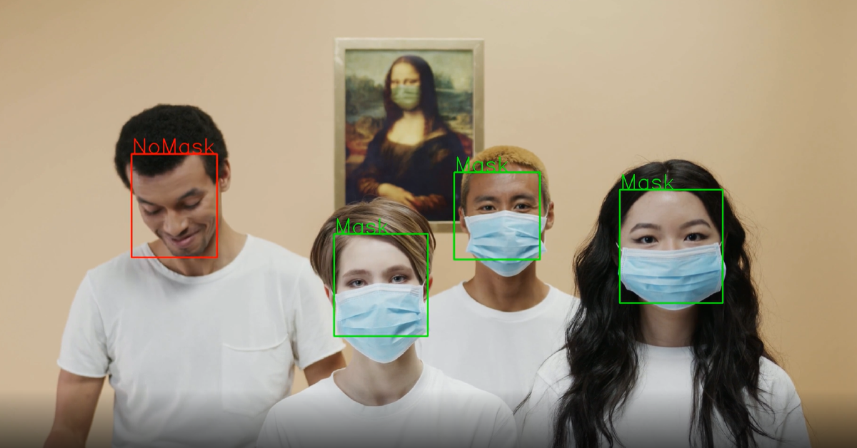 Easyflow mask detection