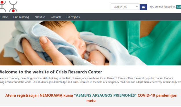 Crises Research Center